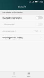 Huawei Y635 Dual SIM - WiFi en Bluetooth - Bluetooth koppelen - Stap 4