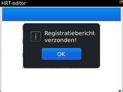 BlackBerry 9790 Bold - Instellingen - Configuratiebericht ontvangen - Stap 8