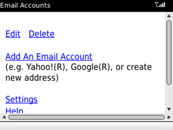 BlackBerry 8520 Curve - E-mail - Handmatig instellen - Stap 10