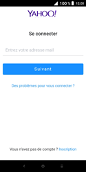 Alcatel 1X - E-mails - Ajouter ou modifier votre compte Yahoo - Étape 6