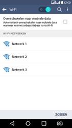 LG K8 - WiFi - Handmatig instellen - Stap 8