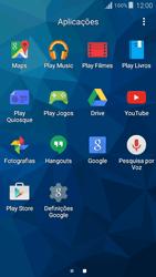 Samsung Galaxy Grand Prime - Aplicações - Como pesquisar e instalar aplicações -  3