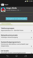 Sony Xperia Z 4G (C6603) - Applicaties - Downloaden - Stap 17