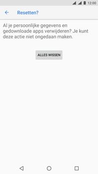 Nokia 6.1 (Dual SIM) - Resetten - Fabrieksinstellingen terugzetten - Stap 8