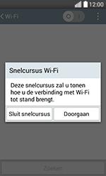 LG H220 Joy - WiFi en Bluetooth - Handmatig instellen - Stap 5