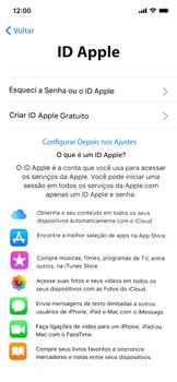 Apple iPhone XR - Primeiros passos - Como ativar seu aparelho - Etapa 16