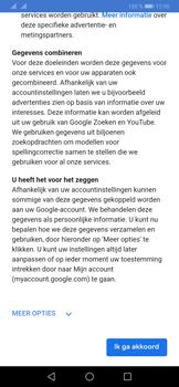 Huawei P30 - Applicaties - Account instellen - Stap 14