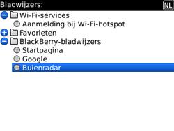BlackBerry 9300 Curve 3G - Internet - hoe te internetten - Stap 10