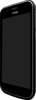 Nokia 1 - Internet - handmatig instellen - Stap 33