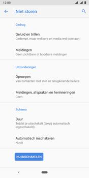Nokia 9 - Instellingen -