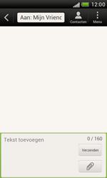HTC T328e Desire X - Mms - Hoe te versturen - Stap 6