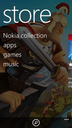 Nokia Lumia 1320 - Applications - Downloading applications - Step 4