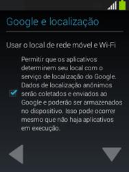 Samsung S5310B Galaxy Pocket Neo - Primeiros passos - Como ativar seu aparelho - Etapa 11