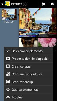 Samsung Galaxy Note 3 - Bluetooth - Transferir archivos a través de Bluetooth - Paso 6