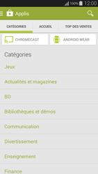 Samsung Galaxy Alpha - Applications - Télécharger une application - Étape 6