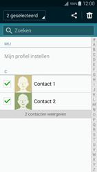 Samsung A500FU Galaxy A5 - Contacten en data - Contacten overzetten via Bluetooth - Stap 7