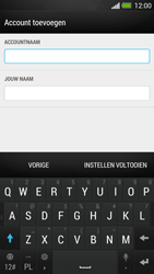 HTC One - E-mail - Account instellen (POP3 zonder SMTP-verificatie) - Stap 15