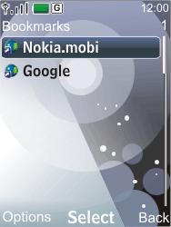 Nokia 7210 supernova - Internet - Internet browsing - Step 8