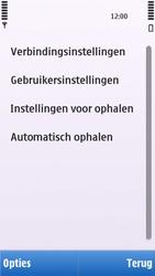 Nokia C5-03 - E-mail - e-mail instellen: POP3 - Stap 25