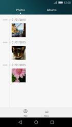 Huawei P8 Lite - Photos, vidéos, musique - Envoyer une photo via Bluetooth - Étape 4