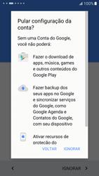 Samsung Galaxy S7 Edge - Primeiros passos - Como ativar seu aparelho - Etapa 13