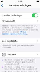 Apple iphone-se-met-ios-13-model-a1723 - Beveiliging en ouderlijk toezicht - Zoek mijn iPhone inschakelen - Stap 6