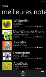 Nokia Lumia 1020 - Applications - Télécharger une application - Étape 10