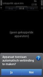 Nokia C7-00 - Bluetooth - headset, carkit verbinding - Stap 13