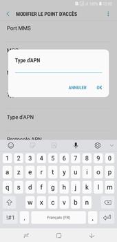 Samsung Galaxy A7 (2018) - MMS - configuration manuelle - Étape 14
