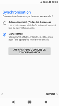Sony Xperia XA2 Ultra - E-mails - Ajouter ou modifier votre compte Yahoo - Étape 10