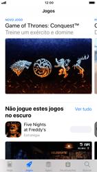 Apple iPhone iOS 11 - Aplicativos - Como baixar aplicativos - Etapa 4