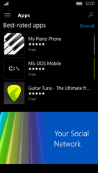 Acer Liquid M330 - Applications - Download apps - Step 11