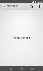 Sony Xperia E1 (D2005) - E-mail - Handmatig instellen - Stap 19