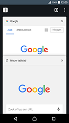 Sony Xperia XZ Premium - Internet - Internet gebruiken - Stap 18