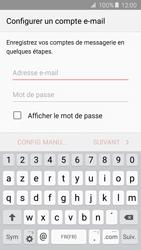 Samsung G903F Galaxy S5 Neo - E-mail - Configuration manuelle - Étape 5