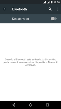 Motorola Moto X Play - Bluetooth - Conectar dispositivos a través de Bluetooth - Paso 5