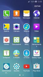Samsung G920F Galaxy S6 - Internet - Configurar Internet - Paso 4