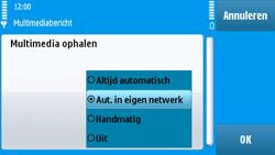 Nokia N97 - MMS - probleem met ontvangen - Stap 9
