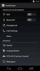 Acer Liquid Jade - WiFi en Bluetooth - Handmatig instellen - Stap 4
