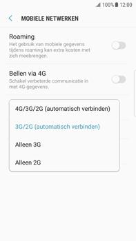 Samsung Galaxy S7 Edge - Android Oreo - 4G instellen  - Toestel instellen voor 4G - Stap 7