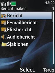 Nokia 6600i slide - MMS - Afbeeldingen verzenden - Stap 4
