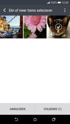 HTC Desire 626 - E-mail - Bericht met attachment versturen - Stap 17