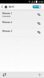 Huawei Ascend Y625 - Wi-Fi - Se connecter à un réseau Wi-Fi - Étape 7