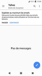 Sony Xperia XA2 - E-mails - Ajouter ou modifier votre compte Yahoo - Étape 5