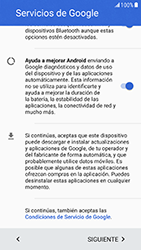 Samsung Galaxy S6 - Android Nougat - Primeros pasos - Activar el equipo - Paso 7