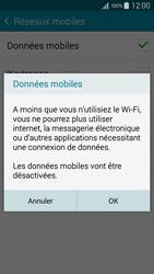 Samsung A500FU Galaxy A5 - Internet - Désactiver les données mobiles - Étape 7