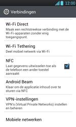 LG P700 Optimus L7 - Internet - aan- of uitzetten - Stap 5
