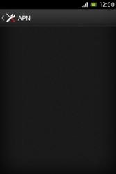 Sony C1505 Xperia E - Internet - Configuration manuelle - Étape 9