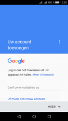 Huawei Huawei Y5 II - Applicaties - Account aanmaken - Stap 3