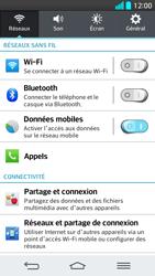 LG G2 - Internet et connexion - Partager votre connexion en Wi-Fi - Étape 4